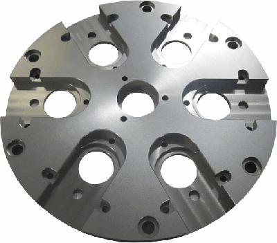 CNC machining 400