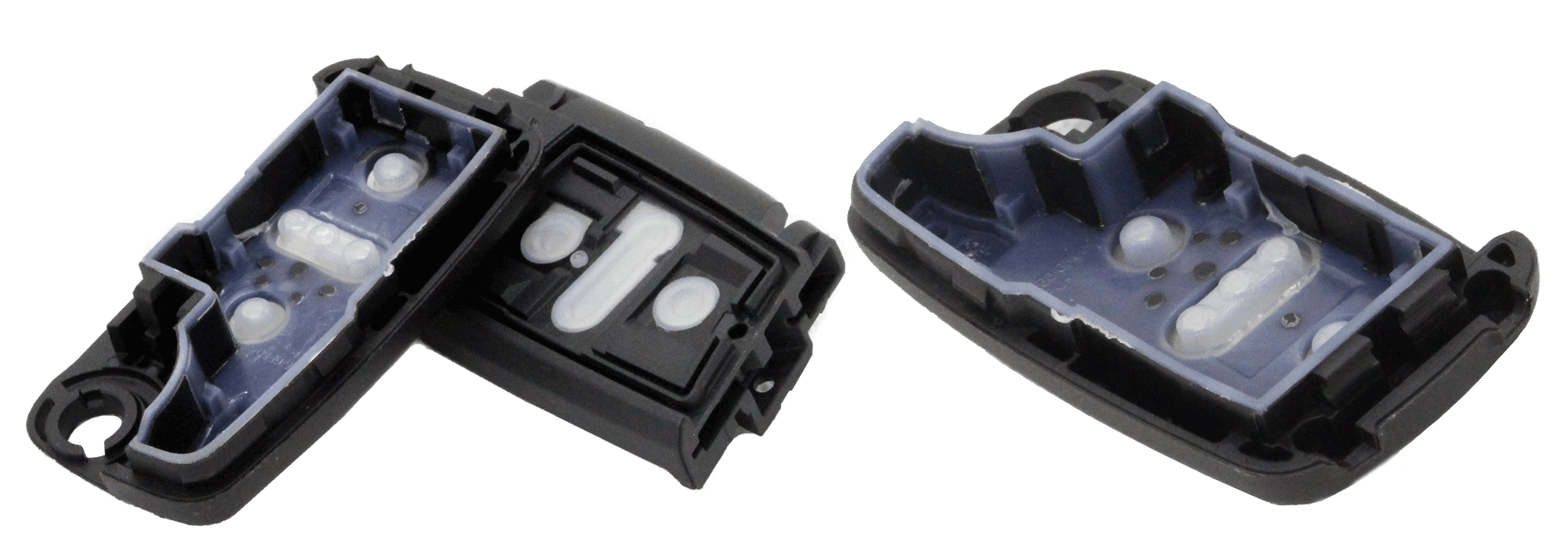 double injection automotive switch button TPU TPE waterproof