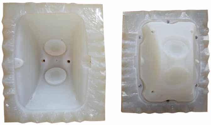 vacuum casting ABS